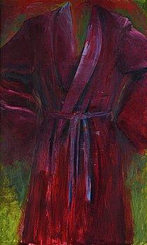 """135. Jim Dine, """"In the Harem, Abu Tor""""."""
