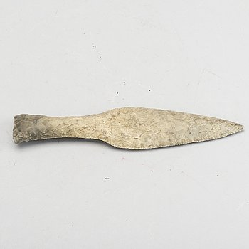 DOLK, flinta, sannolikt neoliticum / neolitikum.