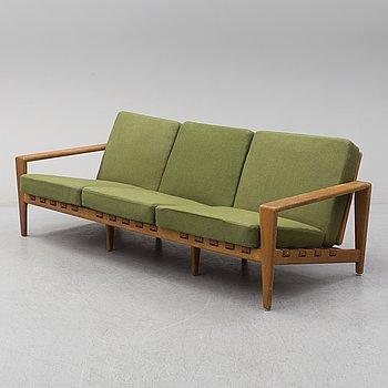 "SVANTE SKOGH, soffa, ""Bodö"", AB Hjertquist & Co, Nässjö, ca 1960."