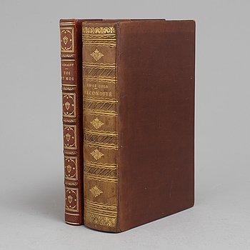 BOK, med inskription av Emile Zola.
