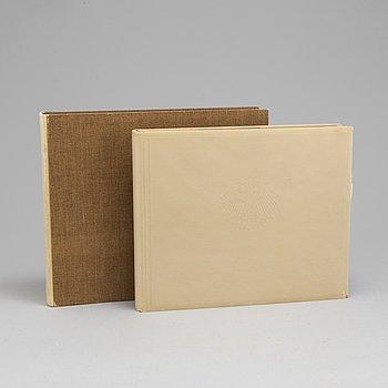 BOK, ovanligt fotoalbum med Carl XVI Gustaf & Silvia.