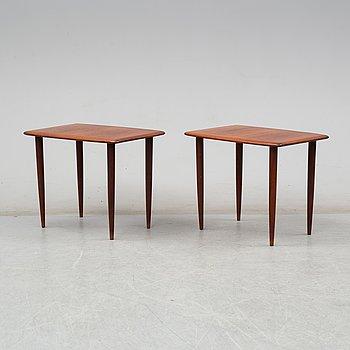 BORD, ett par, Alberts, Tibro 1965.
