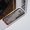Star wars, yoda, rotj 65 back-c, afa 85 nm+, kenner 1983.