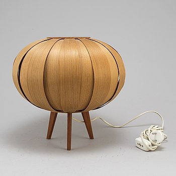 A mid 20th century table lamp by Hans-Agne Jakobsson.