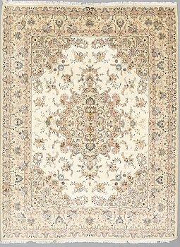 MATTA, Täbris, part silk, sk 50 Raj, ca 395 x 300 cm.