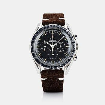 6. OMEGA, Speedmaster, chronograph.