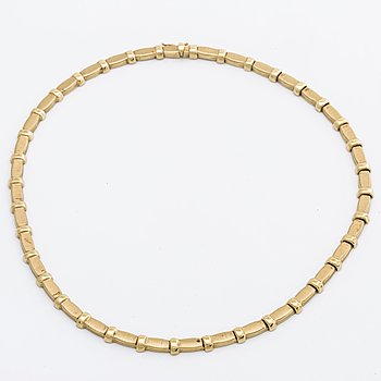 NECKLACE 18K gold, 22,9 g.