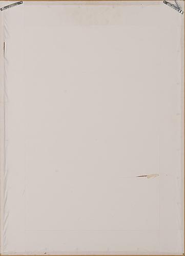 Jani leinonen, serigrafi, signerad och daterad 2010, numrerad 1/10.
