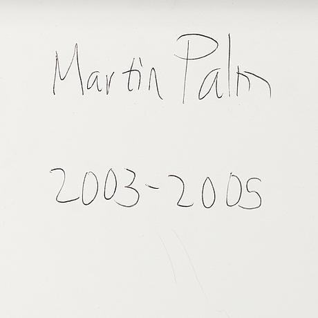Martin palm, gelatinsilverfotografi