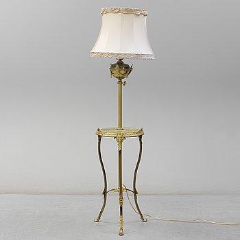 LAMPBORD/GOLVLAMPA, empire-stil, 1900-talets första hält.