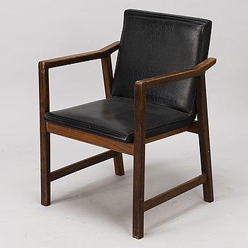 CARL GUSTAF HIORT AF ORNÄS, a 1960s 'Korsika' armchair for Puunveisto Oy - Wood work Ltd.