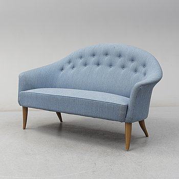a 1960's 'Paradiset' sofa by Kerstin Hörlin Holmquist for NK.