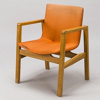 CARL GUSTAF HIORT AF ORNÄS, a 1960s, 'Hamlet' armchairs for Puunveisto Oy - Wood work Ltd.