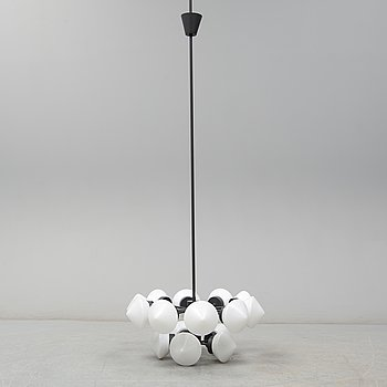A second half of the 20th century ceiling light by Fagerhults ljusarmatur.