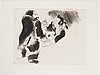 Marc chagall, marc chagall, 71 etchings from the edition of 285 examples on arches/mbm/j. perrigot paper, 1923-1948.