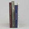 Books, 4 vol. furniture