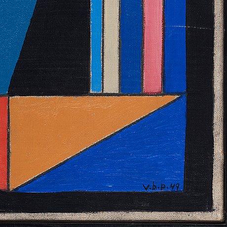 "Vilhelm bjerke-petersen, ""komposition""."