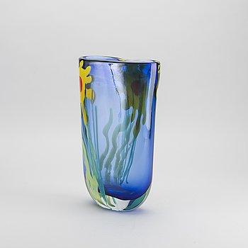 BERIT JOHANSSON, vas, glas, Salviati Murano, Pauly & Cia.