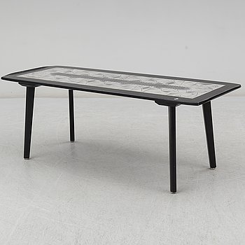 A 1950/60's coffee table.