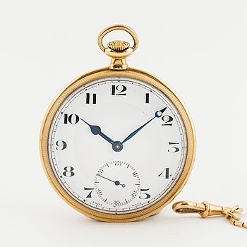 ELECTION, pocket watch, 47 mm.