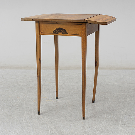 A late 19th century table