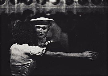 """209. Georg Oddner, """"Den dansande matrosen, Kiev"""", 1955."""