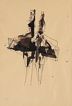 426. Lynn Chadwick, Untitled.