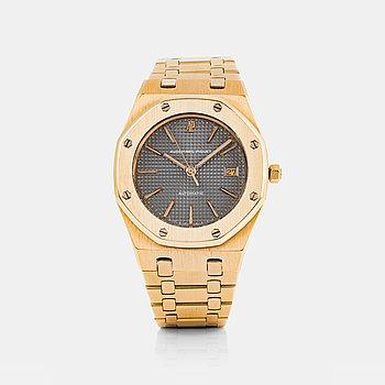 55. AUDEMARS PIGUET, Royal Oak.