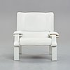 """Joe colombo, a """"lunar excursion module"""" easy chair by bieffeplast, italy 1970's."""