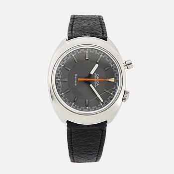 "OMEGA, Genève, Chronostop, ""Driver"", wristwatch, 35 x 39,5 mm,"