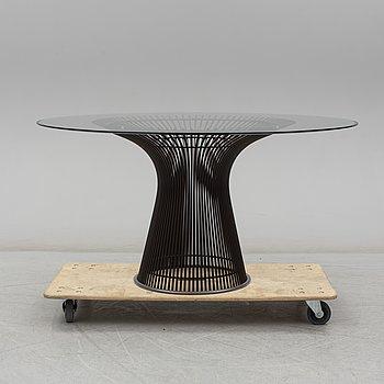 WARREN PLATNER, matbord från Knoll International.