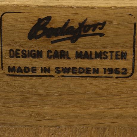 """Carl malmsten, skänk, """"herrgården""""."""