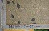 """Josef frank, a carpet, """"waves"""", tufted, ca 258 x 190,5 cm, designed by josef frank in 1929 for """"haus und garten""""."""