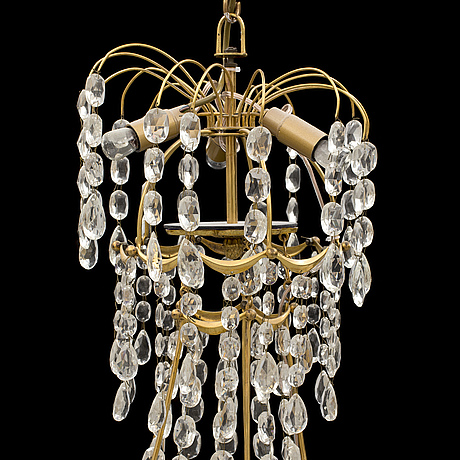 A first half of the 20th century chandelier