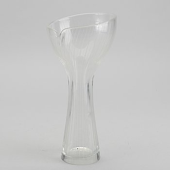 TAPIO WIRKKALA, vase, modell 3520, Iittala signed and dated -56.