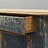 A cupboard dated 1793.