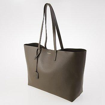 YVES SAINT LAURENT, Shopping Bag, VÄSKA SAMT BÖRS.