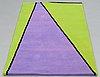 """Olle baertling, a carpet, """"yoy"""", hand tufted, baertling/asplund, ca 200 x 100 cm."""
