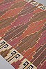 "Märta måås-fjetterström, matto, ""bruna heden"", flat weave, ca 305,5 x 207,5 cm, signed ab mmf."