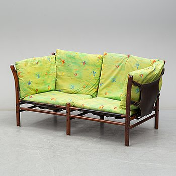 A 'Ilona' sofa by Arne Norell, Aneby.
