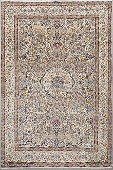 MATTA Nain, part silk, 9LAA, 481 x 335 cm.