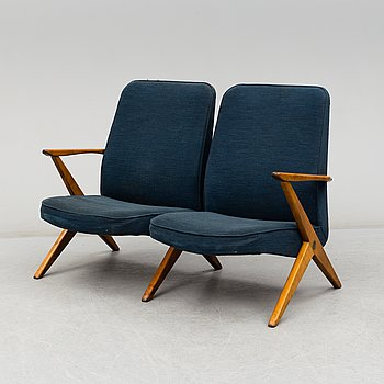 A mid 20th century sofa by Bengt Ruda.
