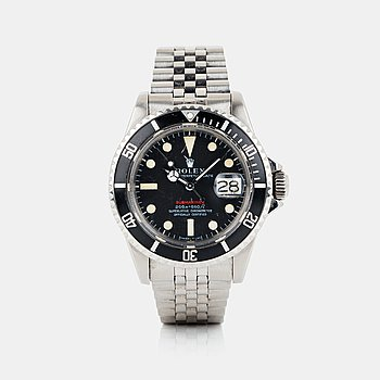 "20. ROLEX, Submariner, ""Red Meters first Mark II""."