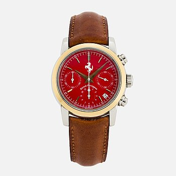 GIRARD-PERREGAUX, Ferrari, wristwatch, 38 mm.