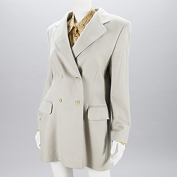 ESCADA Blazer, Silk Blouse and a Cardigan.