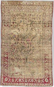 MATTA, semiantik silke Keshan, ca 210 x 132 cm.