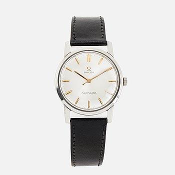 OMEGA, Seamaster, wristwatch, 33 mm.
