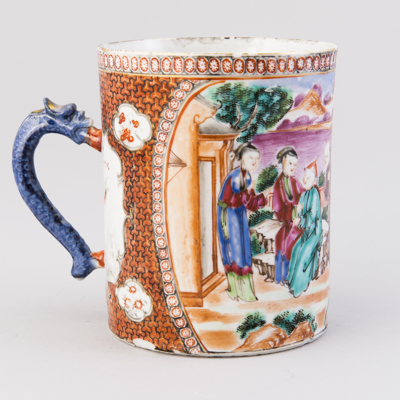 Canton Bleu de Hue Cups Trio of Antique Chinese Export Denitasse Small Blue /& White Porcelain Cups 19th Century Asian Ceramics