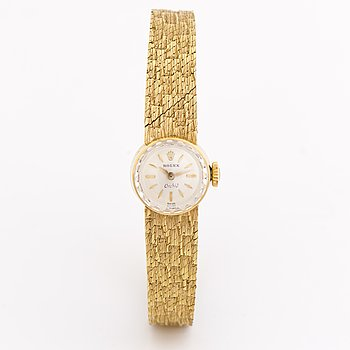ROLEX, Orchid, wristwatch, 15,5 mm.