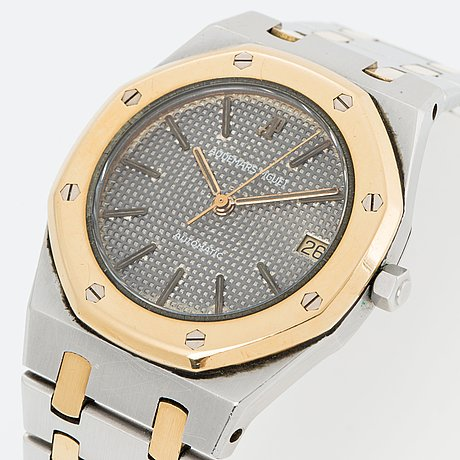 Audemars piguet, royal oak, armbandsur, 35 mm